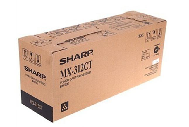 夏普(SHARP)AR-021/022/203/204/MX-500/561/312墨粉盒 MX-312CT
