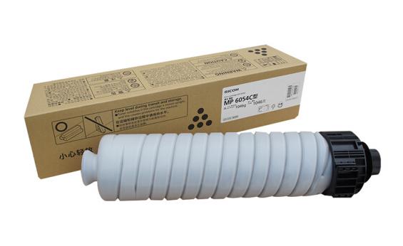 理光(Ricoh) MP 6054C型 墨粉 碳粉盒(适用4055SP/5055SP/6055SP) 黑色 1046克 48000页 1支