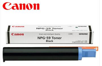 伟德国际唯一网址NPG-59粉盒碳粉适用伟德国际唯一网址iR2202DN/2202N/2204N/2204ad/2206n NPG-59黑色墨粉