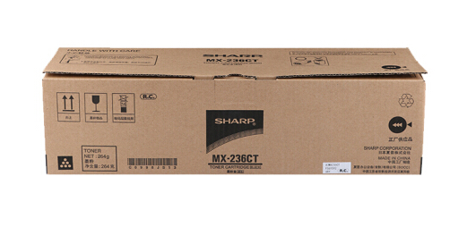 夏普(SHARP)MX-236CT墨粉盒 10K (适用AR1808/2008/2308/2328/2035/2028/2308机型)