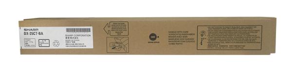 夏普(SHARP)DX-20/25原装粉盒系列夏普2008粉盒适用DX-2508NC/2008UC DX-25CT-BA黑色高容装