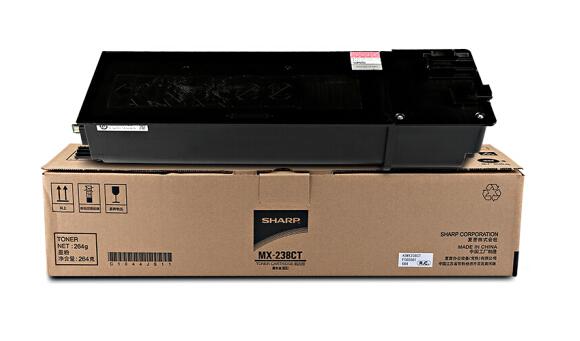 夏普MX-237/238CT墨粉AR-2048/2348SV/D/NV粉盒/2648/3148N碳粉 MX-238CT 低容