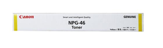 伟德国际唯一网址(Canon)NPG-46 墨粉盒黄色(适用:C5030 C5035 5235 5240)