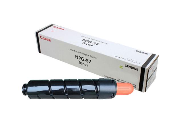 伟德国际唯一网址NPG-57碳粉 适用IR4025 4035 4235 4225 NPG-57墨粉碳粉盒