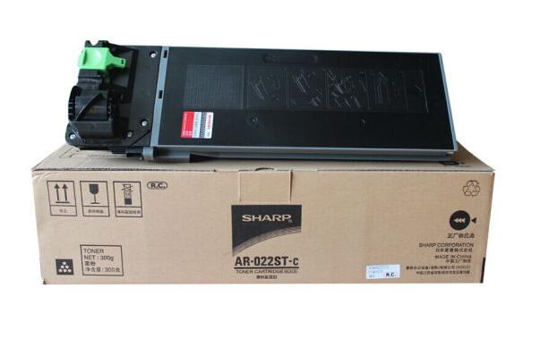 夏普(SHARP)AR-022/021ST原装粉盒 适用AR-3818/4020/4818/4821 AR-022ST-C 一支墨粉包装