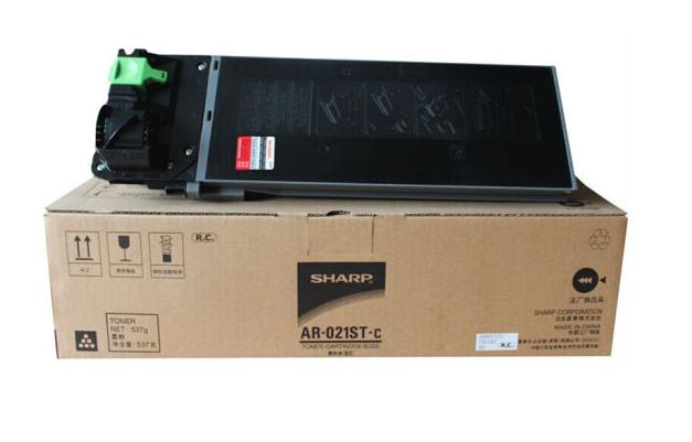 夏普(SHARP)AR-022/021ST原装粉盒 适用AR-3818/4020/4818/4821 AR-021ST-C 一支墨粉包装
