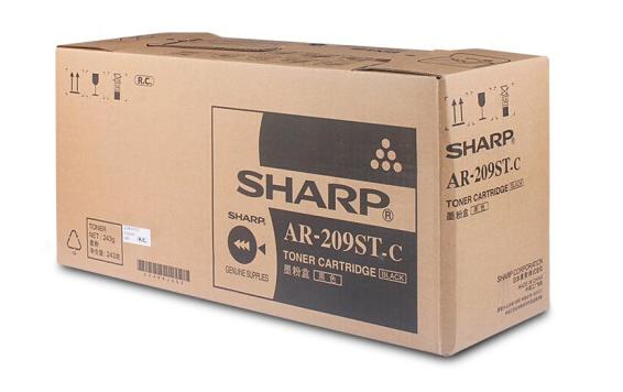 夏普AR-209ST墨粉原装AR-A208N/A208/A208X/A208F碳粉粉盒