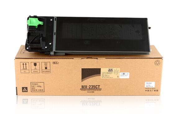 夏普(SHARP)MX-235CT 高容量黑色墨粉(适用AR-1808S/2008L/D/2308N/MX-M2028D/2328D机型)约16000页