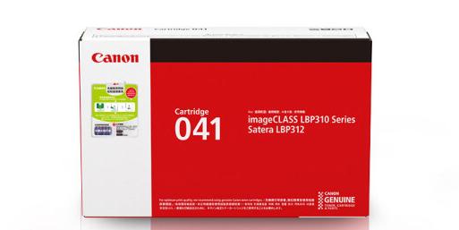 伟德国际唯一网址原装CRG-041黑色硒鼓适用LBP312x 原装CRG-041黑色硒鼓(约10000页)