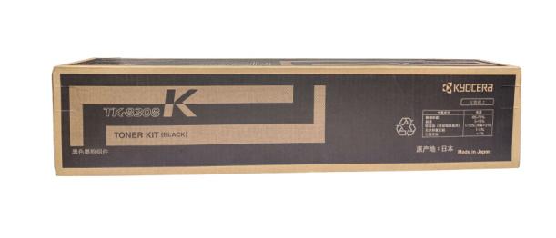 KYOCERA 京瓷 TK-8308K 原装黑色墨粉盒 (适用TASKalfa 3050ci/3051ci/3550ci/3551ci机型)约25000页