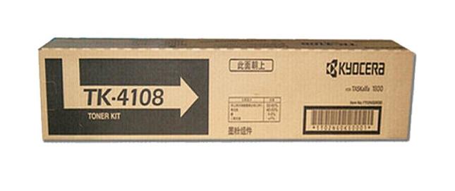 京瓷(KYOCERA) 京瓷原装TK-4108墨粉盒 适用 1800和1801系列