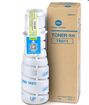 柯尼卡美能达(KONICA MINOLTA)TN211碳粉 200/250/282/7728墨粉粉盒