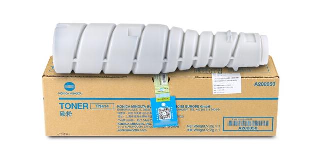 柯尼卡美能达(KONICA MINOLTA) TN414碳粉 423/363 原装粉盒 墨粉