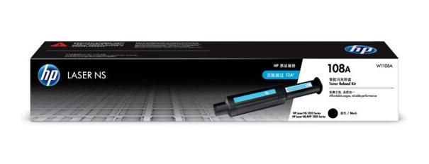 惠普HP W1108AD/108AD粉盒 适用HPNS1020/NS1005/W 108a