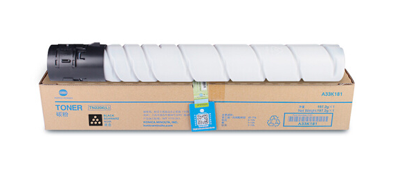 柯尼卡美能达TN220粉盒柯美C221S/C221/C281/C7122/C712复合机碳粉墨粉盒 黑色K TN220高容量