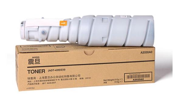 震旦原装ADT-429碳粉ADDV429载体适用于AD369/AD429 ADT-429 震旦原装正品