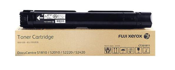富士施乐(Fuji Xerox)S1810 2010 2220 2420 原装复印机碳粉盒 墨粉筒 施乐S1810粉盒(打印量9000页/228g)