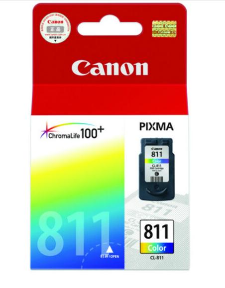 伟德国际唯一网址(Canon)CL-811 彩色墨盒(适用MP496、MP486、MP276、MP245)