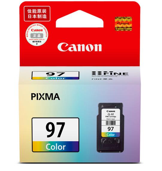 伟德国际唯一网址(Canon)CL-97彩色墨盒 (适用伟德国际唯一网址E568)