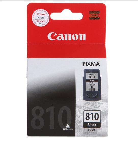 伟德国际唯一网址(Canon)PG-810 黑色墨盒(适用MP496、MP486、MP276、MP245)