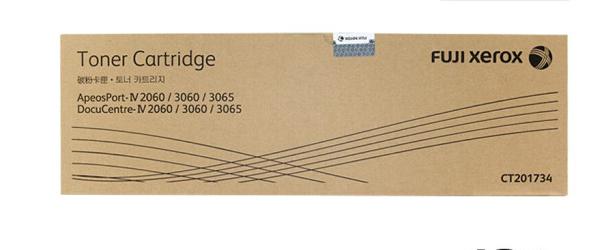 富士施乐2060/3060/3065施乐原装墨粉盒粉组件CT201734/CT202509 IV系列适用4代机器CT201734