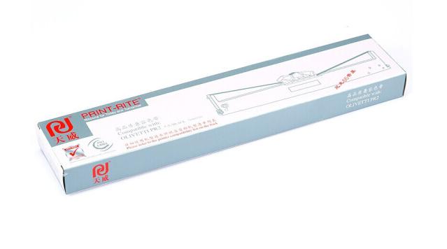 天威(PrintRite)服务版 色带芯 LQ1600K3H 适用于EPSON-LQ1600K3H-20m,12.7mm-黑色 BK 右扭芯