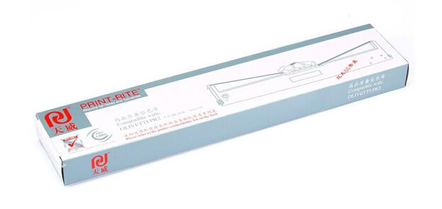 天威(PrintRite)服务版 色带架 LQ590K 适用于EPSON-LQ590K-17m,12.7mm-黑色BK 右扭架