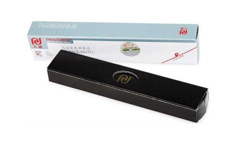 天威(PrintRite)服务版 ERC30 色带芯 适用于EPSON-ERC30-3m,12.7mm-黑色 BK直芯