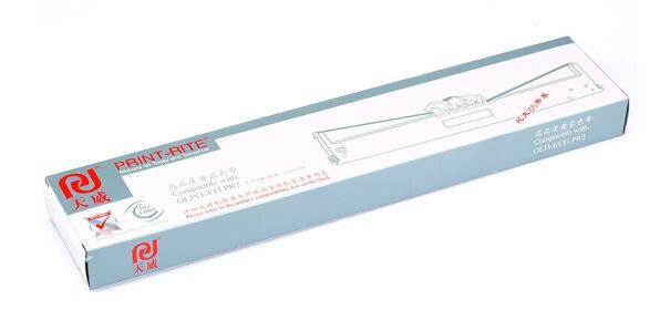 天威(PrintRite)服务版 色带架 DS6400III 适用于DASCOM-DS6400III-25m,12.7mm-黑色 BK 左扭架