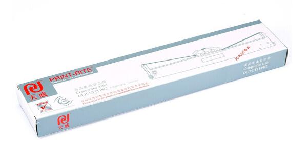 天威(PrintRite)服务版 色带芯 OKI-5100/6100 适用于OKI-5100/6100-13m,12.7mm-黑色BK左扭芯