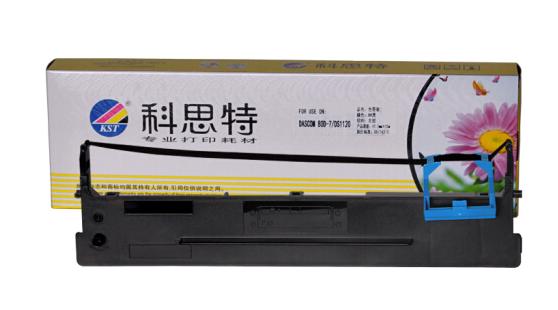 科思特80D-7色带架 适用得实 DS640 1120 DS1830 AR540 AR520 450 黑色 色带架含色带芯