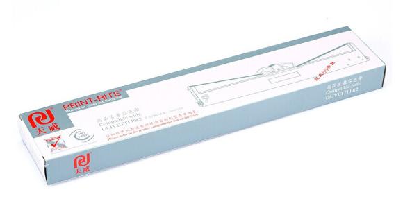 天威(PrintRite)服务版 色带架 DS900 适用于DASCOM-DS900-21m,12.7mm-黑色BK左扭架