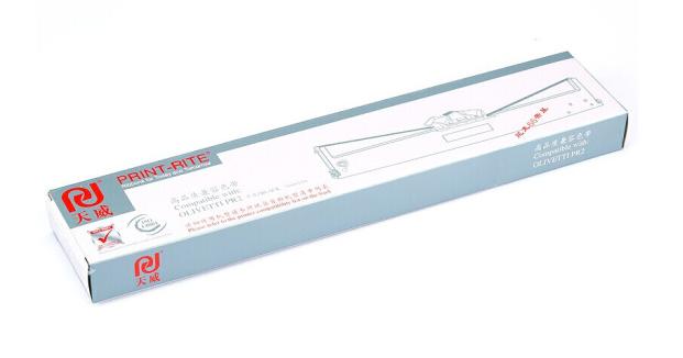 天威(PrintRite)服务版 色带芯 DPK200适用于FUJITSU-DPK200-12m,9mm-黑色BK 右扭芯