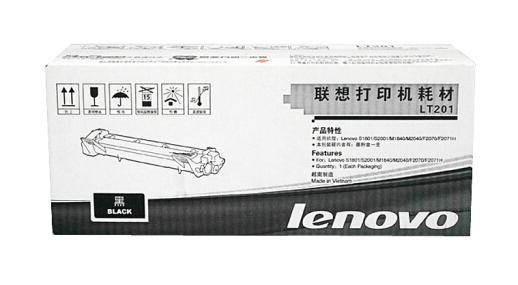 联想LT201粉盒 LJ1801 2205 2206W 7216 7256 打印机墨粉盒
