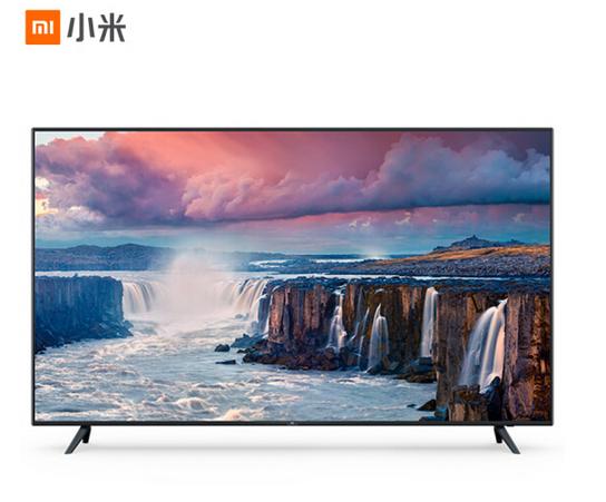 小米电视4X 65英寸 L65M5-4X 4K超高清 HDR 蓝牙语音遥控 内置小爱 2GB+8GB 人工智能语音网络液晶平板电视